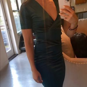 Zara velvet body con